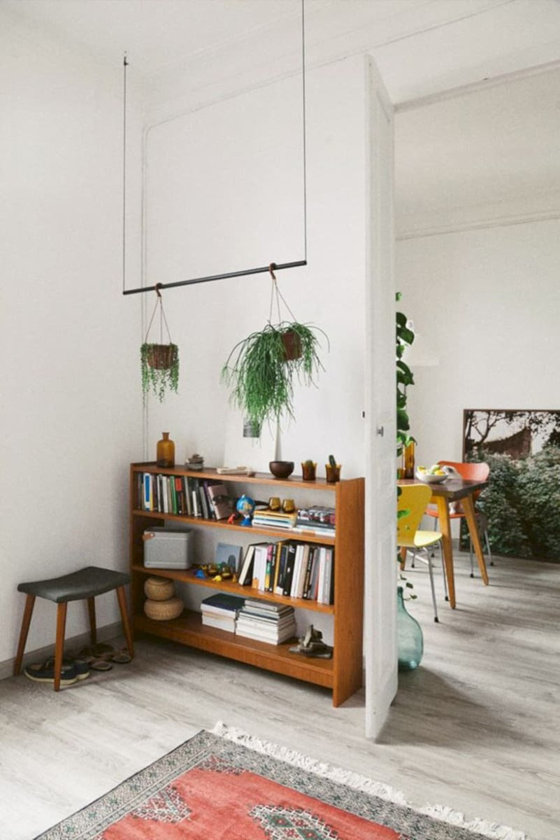 Stunning indoor plants ideas for your living room and bedroom 20
