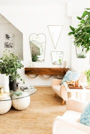 Stunning indoor plants ideas for your living room and bedroom 28
