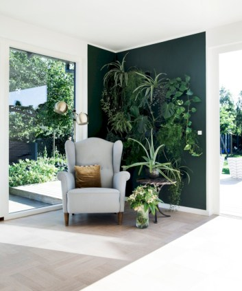 Stunning indoor plants ideas for your living room and bedroom 37