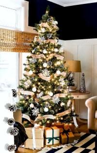 Stunning indoor rustic christmas decoration ideas 13 ...
