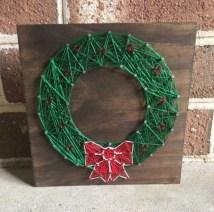 Stylish wood christmas decoration ideas 01