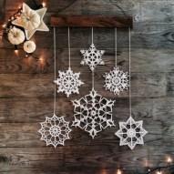 Stylish wood christmas decoration ideas 08