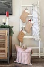 Stylish wood christmas decoration ideas 10