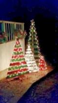 Stylish wood christmas decoration ideas 23