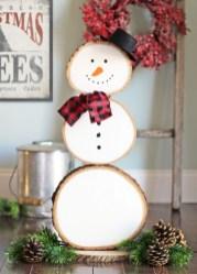 Stylish wood christmas decoration ideas 30