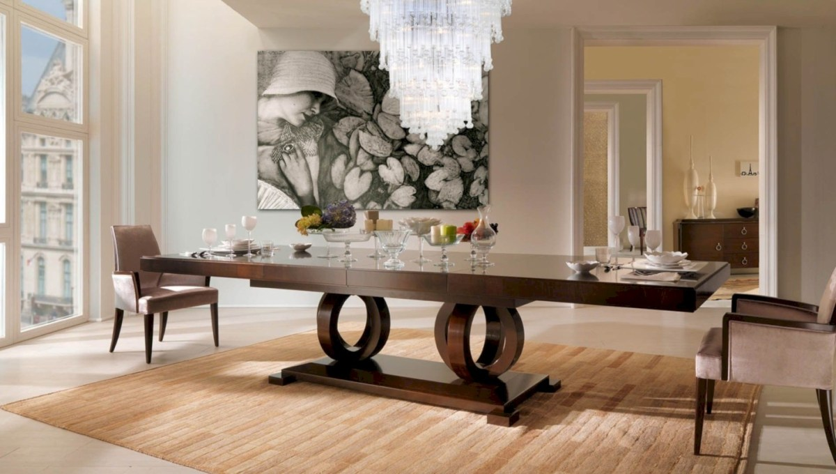 Totally adorable extendable dining tables design ideas 02