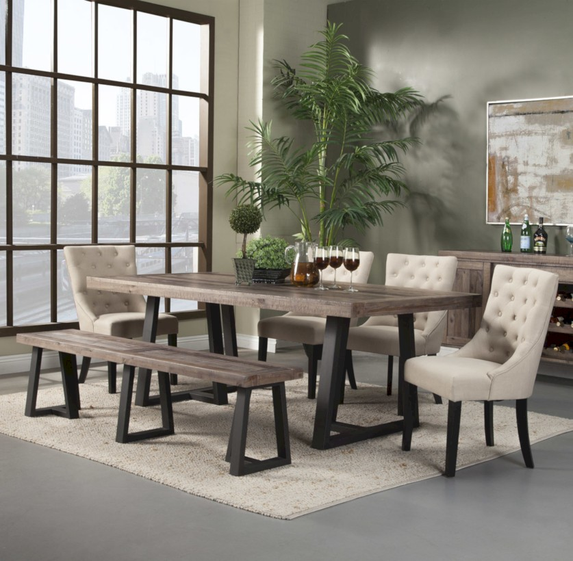 Totally adorable extendable dining tables design ideas 07