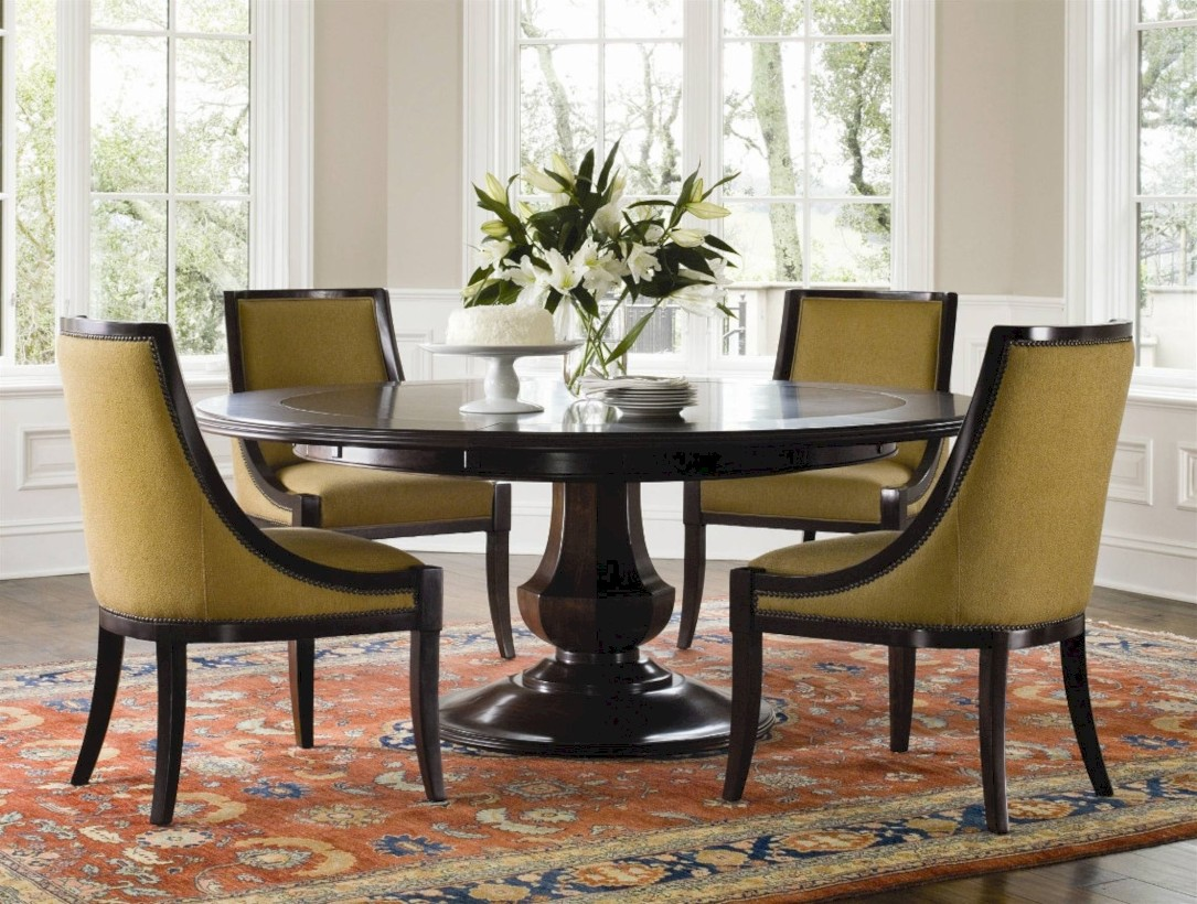 Totally adorable extendable dining tables design ideas 36