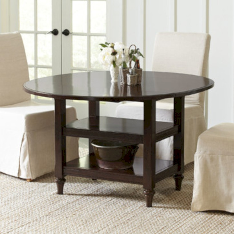 Totally adorable extendable dining tables design ideas 40