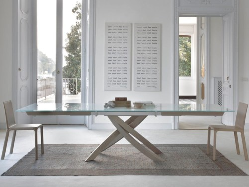 Totally adorable extendable dining tables design ideas 42