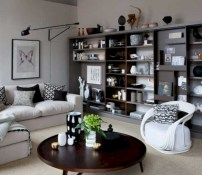Unique and modern wall shelves beautiful storage ideas 08