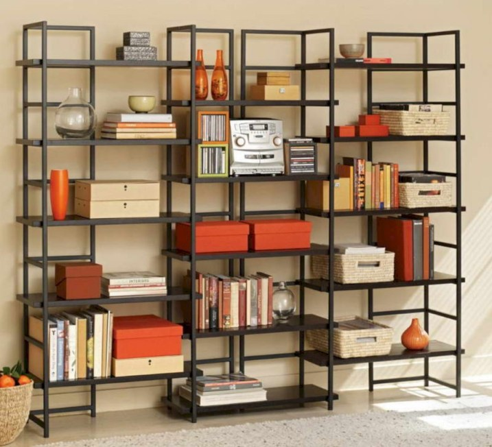 Unique and modern wall shelves beautiful storage ideas 18