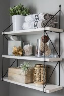 Unique and modern wall shelves beautiful storage ideas 30