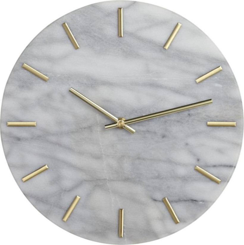 Unique modern style wall clocks inspirations ideas 01