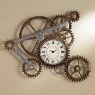 Unique modern style wall clocks inspirations ideas 08