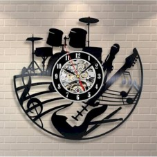 Unique modern style wall clocks inspirations ideas 11