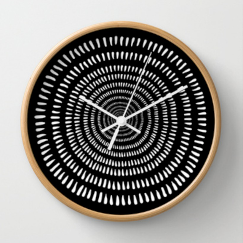 Unique modern style wall clocks inspirations ideas 28