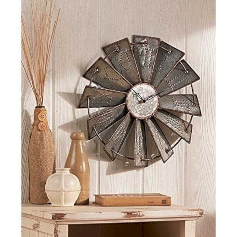 Unique modern style wall clocks inspirations ideas 35