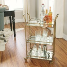 Affordable apartment coffee bar cart inspirations ideas 22