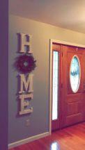 Attractive farmhouse wall decor inspirations ideas (30)
