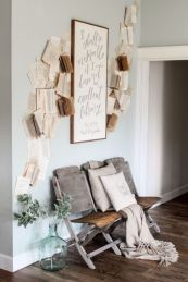 Attractive farmhouse wall decor inspirations ideas (34)