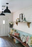 Attractive farmhouse wall decor inspirations ideas (37)