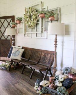 Attractive farmhouse wall decor inspirations ideas (4)
