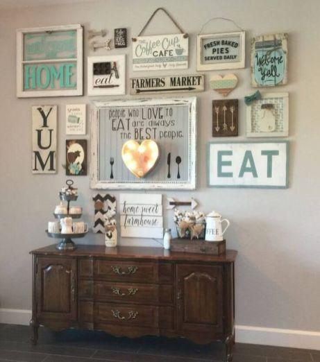 Attractive farmhouse wall decor inspirations ideas (5)