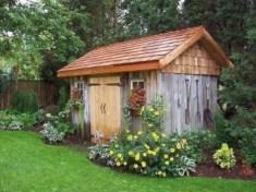 Awesome garden shed design ideas 07
