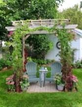 Awesome garden shed design ideas 08