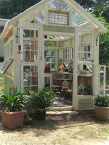 Awesome garden shed design ideas 14