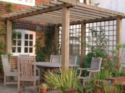 Awesome garden shed design ideas 33