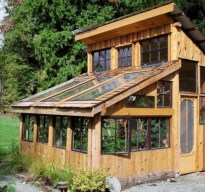 Awesome garden shed design ideas 37