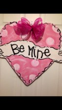 Awesome valentine wreaths ideas for your front door 10