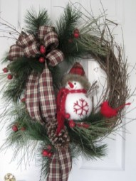 Awesome valentine wreaths ideas for your front door 11