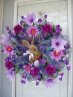 Awesome valentine wreaths ideas for your front door 20