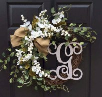 Awesome valentine wreaths ideas for your front door 34