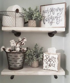 Beautiful bathroom decorations inspirations ideas (19)