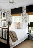 Beautiful farmhouse master bedroom decorating ideas 03