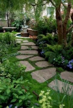 Beautiful small garden design ideas on a budget (2)