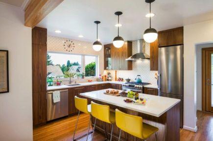 Best small kitchen remodel design ideas 05