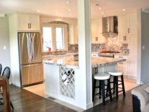Best small kitchen remodel design ideas 22