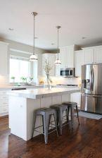 Best small kitchen remodel design ideas 26