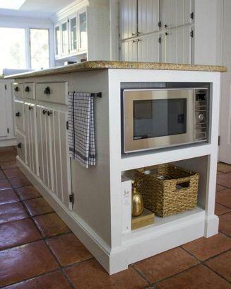 Best small kitchen remodel design ideas 37