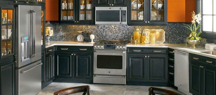 Best small kitchen remodel design ideas 40