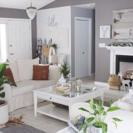 Best tips to makes farmhouse decoration style easily (25)