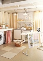 Brilliant small laundry room storage organization ideas on a budget 16