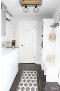 Brilliant small laundry room storage organization ideas on a budget 27
