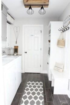 Brilliant small laundry room storage organization ideas on a budget 27