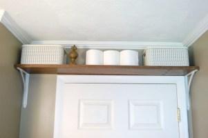 Brilliant small laundry room storage organization ideas on a budget 40